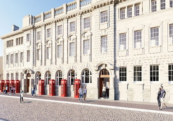 Grade II Former Post Office Will Be Transformed