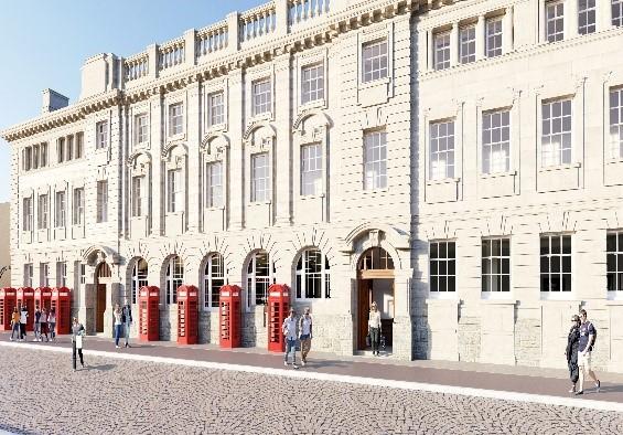 Grade II Former Post Office Will Be Transformed