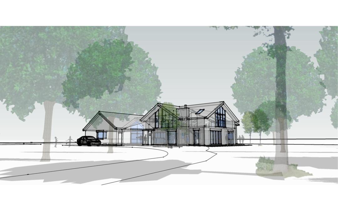 Planning Consent Received For Major House Renovation In Kirkham, Lancashire