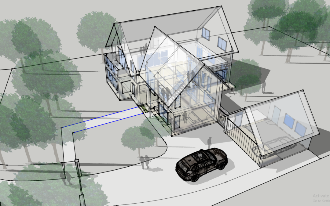 Planning Application For New Dwelling in Lytham, Lancashire
