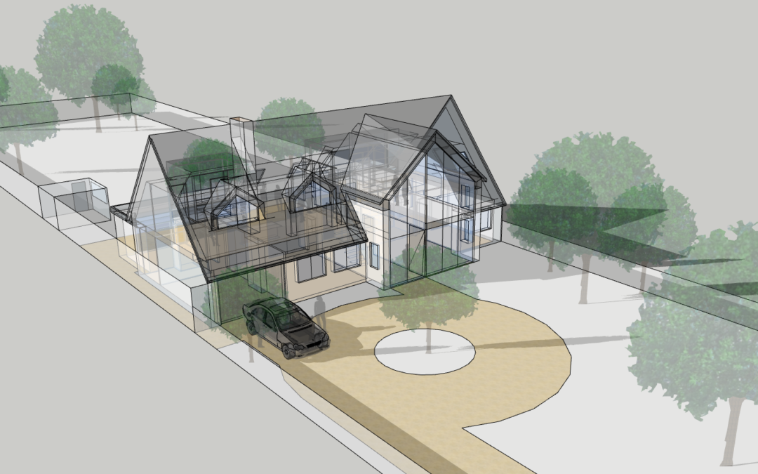 Planning Approval for Oxford house remodelling